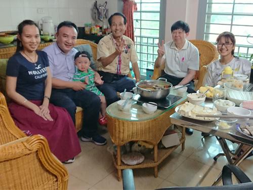 ベトナム家庭料理