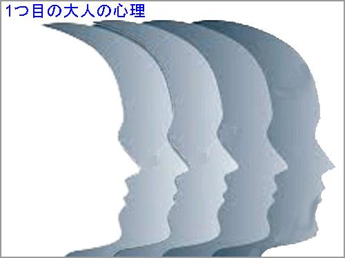 大人の心理