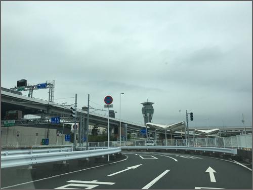 コロナ渦の成田国際空港